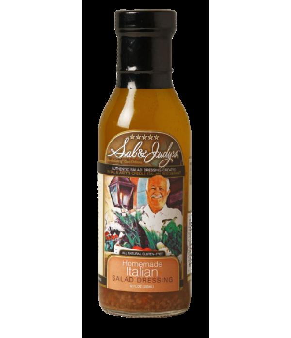 Sal & Judy's Creole Italian Salad Dressing 12o...