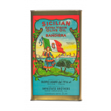 Sal & Judy's Flag Extra Virgin Olive Oil 3L Tin