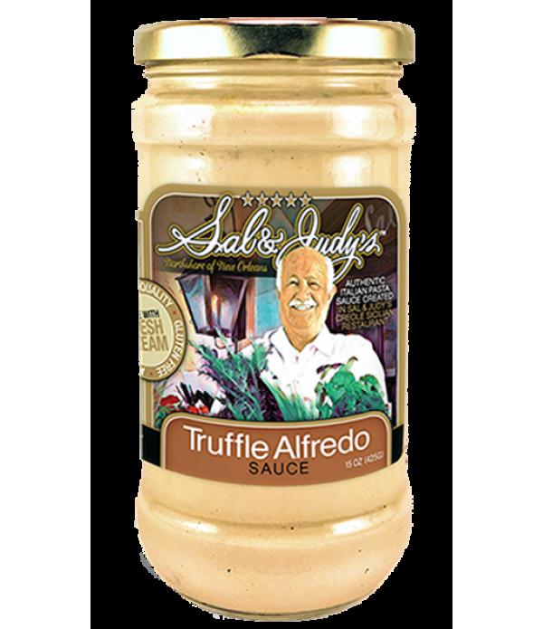 Sal & Judy's Truffle Alfredo Pasta Sauce 15oz